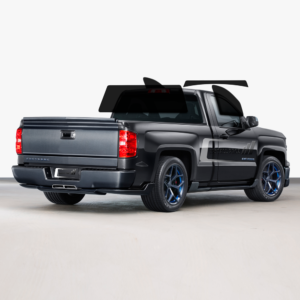 Pre Cut Tint Kit For Any 2 Door Truck—Full Tint Kit