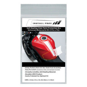 Self-Healing Clear Paint Protection Film-Universal Motorcycle Kit